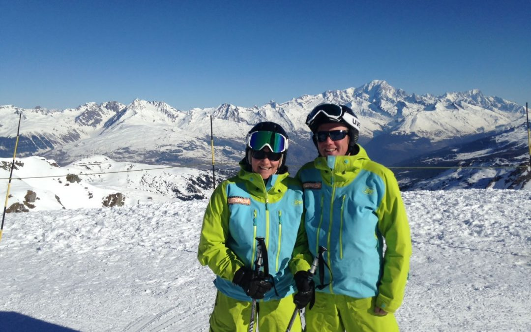 Winter 2015/2016 in La Plagne